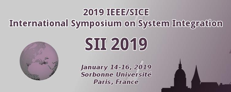 SII 2019 Program   Start Page